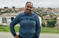 Sixolile Ngqola was shot on January 1 in front of her home in Mdantsane.